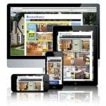 desktop site tablet site phone site
