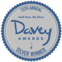 15th Annual Davey Award Silver Winner