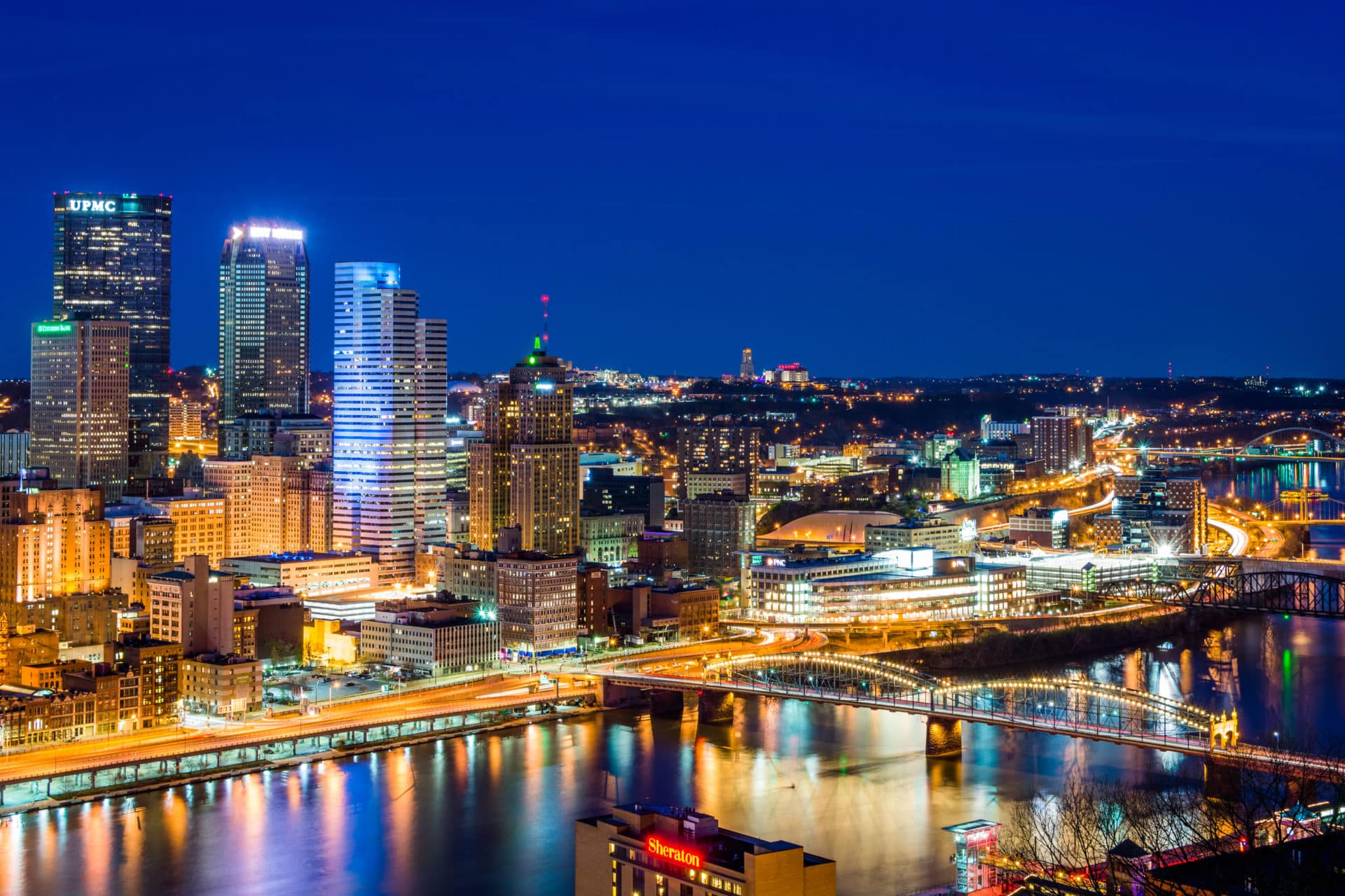 Pittsburgh, Pennsylvania; 50 Marketing