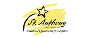 St. Anthony School Programs logo