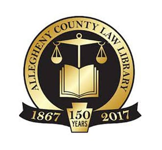 Allegheny County Law Library logo
