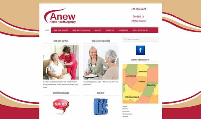 anew-nursing-website-screenshot