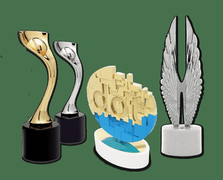 50 Marketing Award Winning Agency