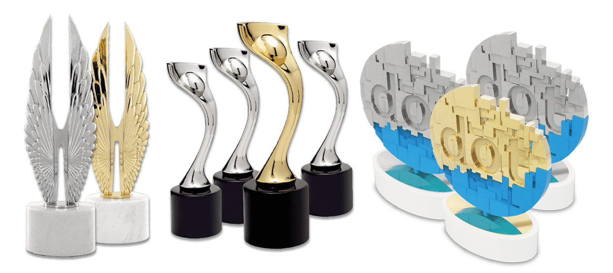 50 Marketing Award Winning Agency