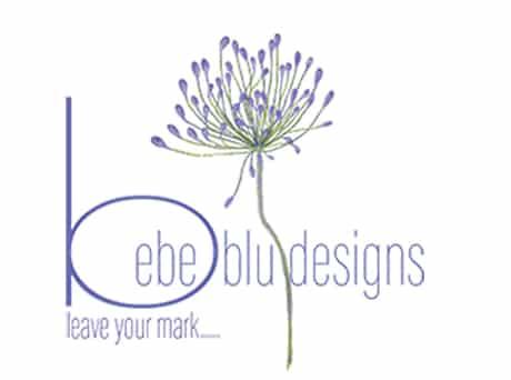 Bebe Blu Designs logo