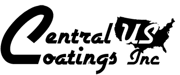 Central US Coatings logo black