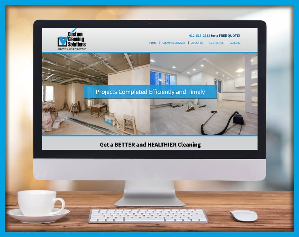 Custom Cleaning Solutions