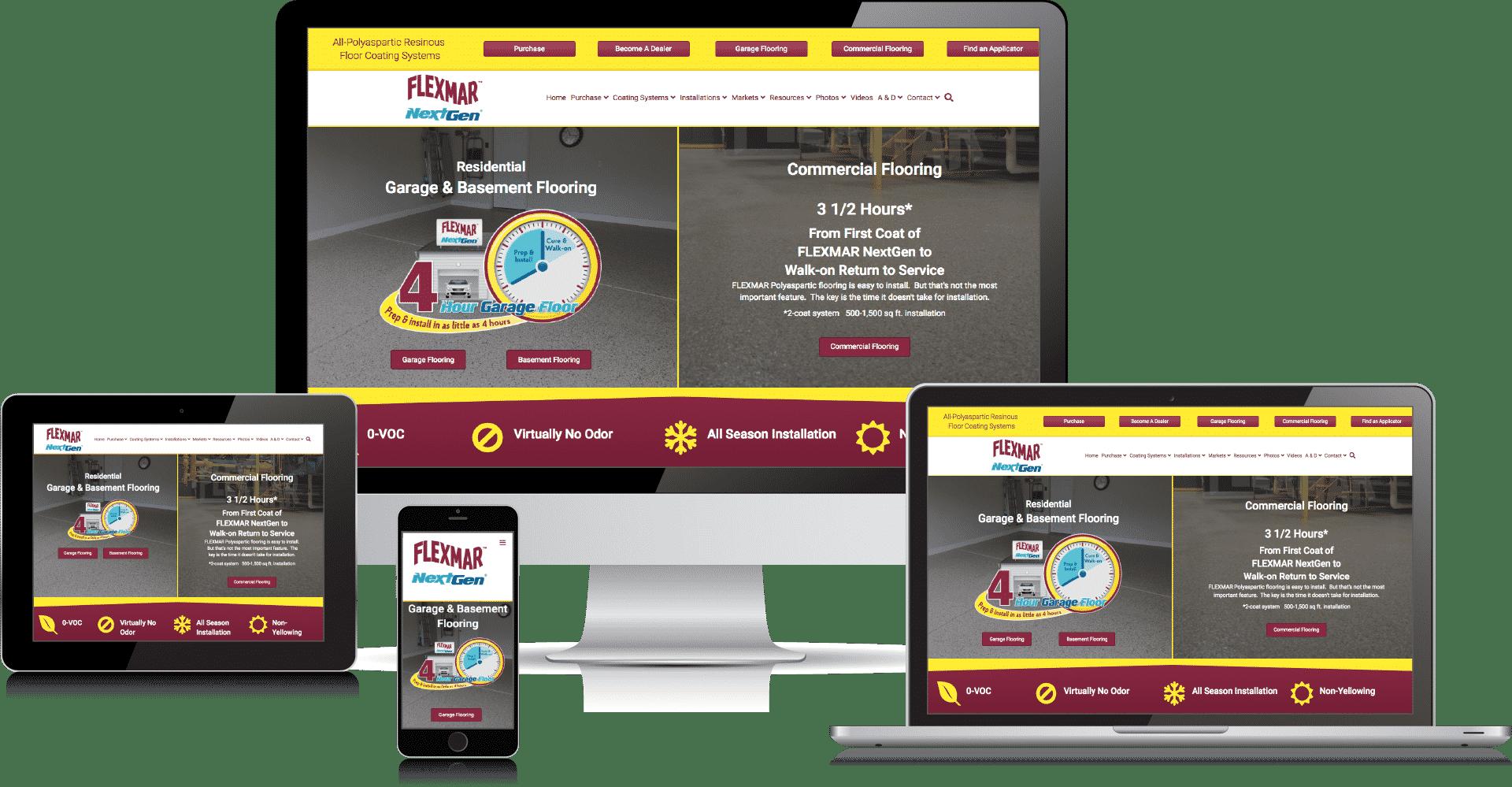flexmar website
