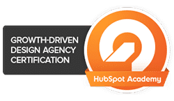 HubSpot Growth Driven and Design Certified