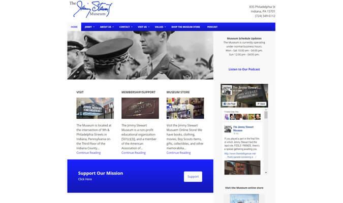 jimmy-stewart-website-screenshot