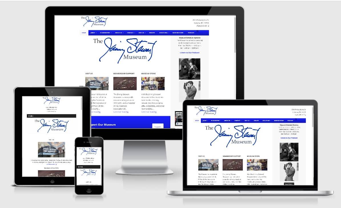 Jimmy Stewart Museum website
