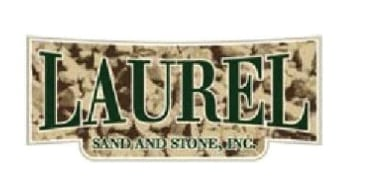 Laurel Sand and Stone, Inc. Logo