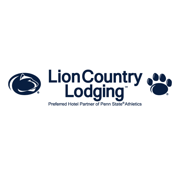 lion country lodging logo