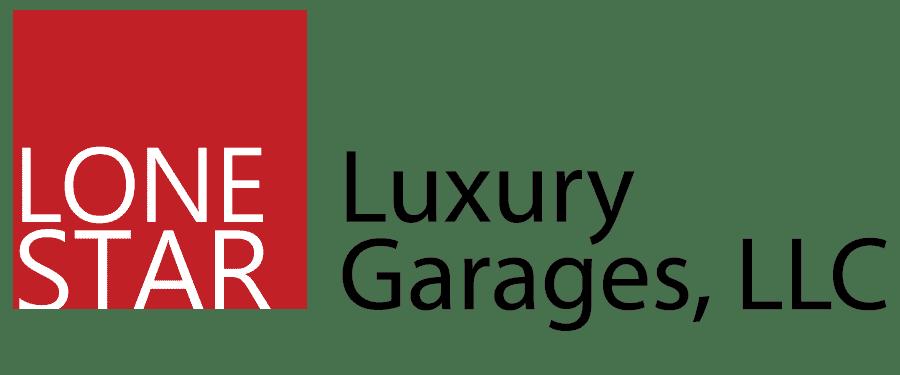 Lone Star Luxury Garages logo