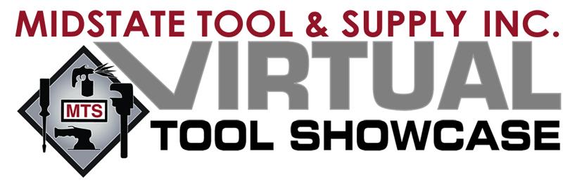 Midstate Tool & Supply Inc. Virtual Tool Showcase logo