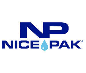 NicePak logo