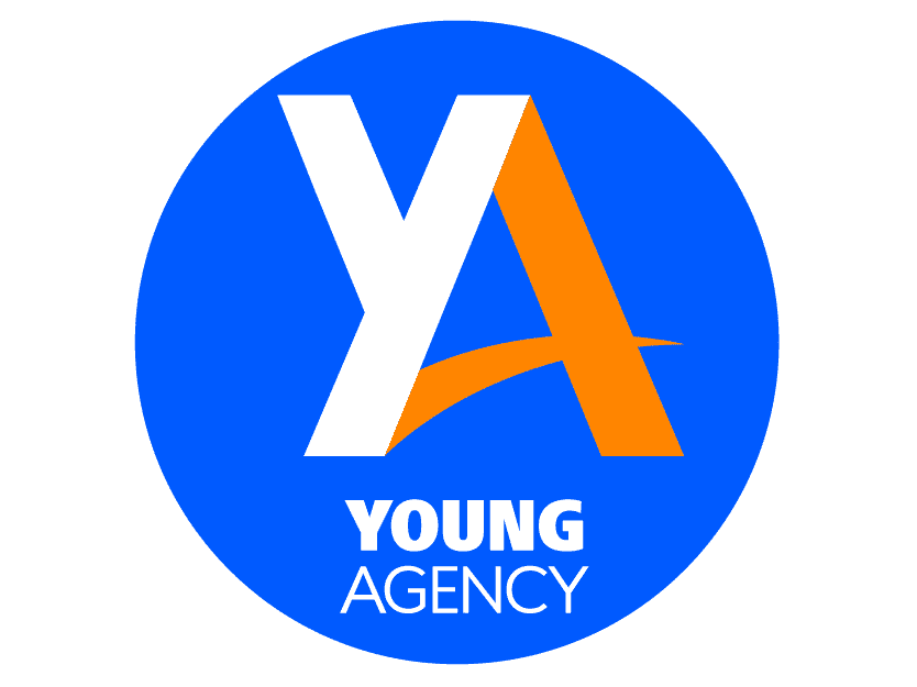 young agency logo