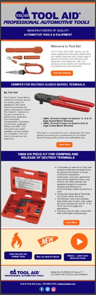 sg tool aid email example