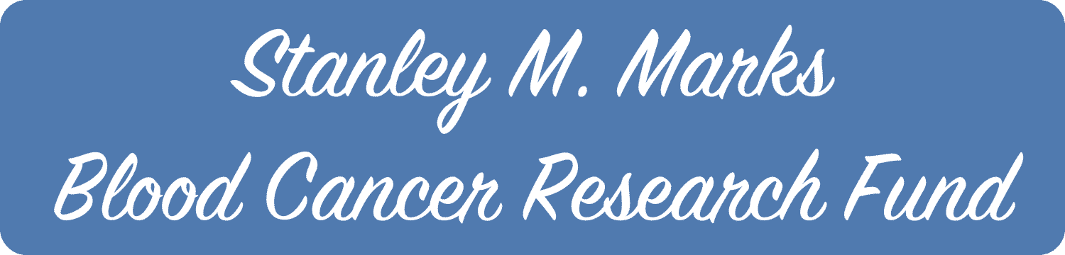 Stanley M. Marks Blood Cancer Research Fund logo