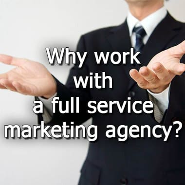 50 marketing a full service marketing agency for Full service design agency