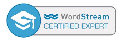 WordStream Certified
